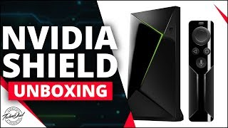 NVIDIA Shield TV Unboxing | 4K HDR Streaming with No Dolby Vision!!  WHAT?!
