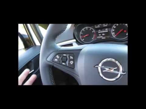 Opel Corsa E (2015): Bordcomputer und Multifunktionslenkrad (4/5)