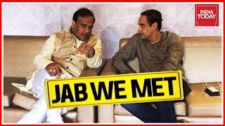 Following Himanta Biswa Sarma's Campaign Trail In North-East   Jab We Met With Rahul Kanwal