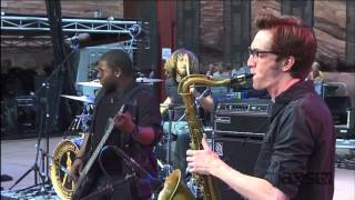 "Trombone Shorty and Orleans Avenue - ""American Woman"" @ Red Rocks. Morrison, CO June 8, 2013"