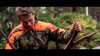 Mauser M 12 - Teaser - Hunting moose in the far North