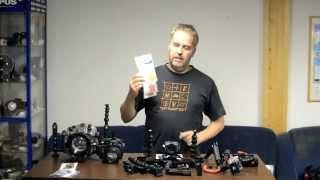 Příslušenství k akčním videokamerám