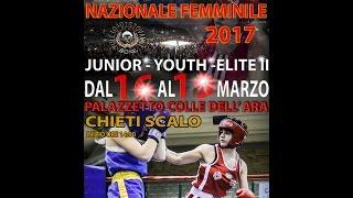 Torneo Nazionale Femminile Chieti 2017 DAY 1