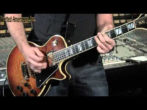 PHIL X RETURNS 2013! Les Paul Custom 25-50 Anniversary 01510