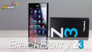 Обзор смартфона BlackBerry Z3