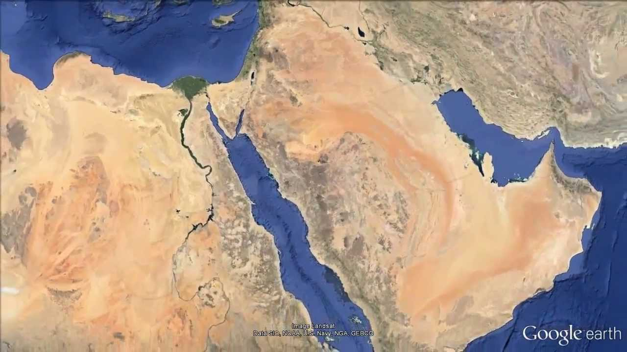 Dead Sea drying up IGEO TV] - YouTube