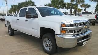 New 2019 Chevrolet Silverado 2500HD Houston TX Pasadena, TX #KF218258