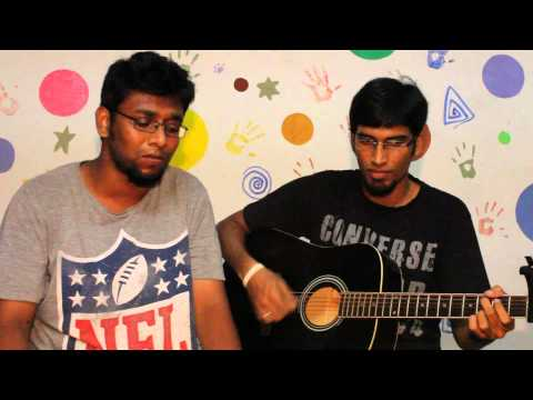 O Sanam - Lucky Ali (Cover by Abishai and Shane)