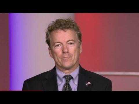 Rand Paul: Hillary Clinton has a women's problem