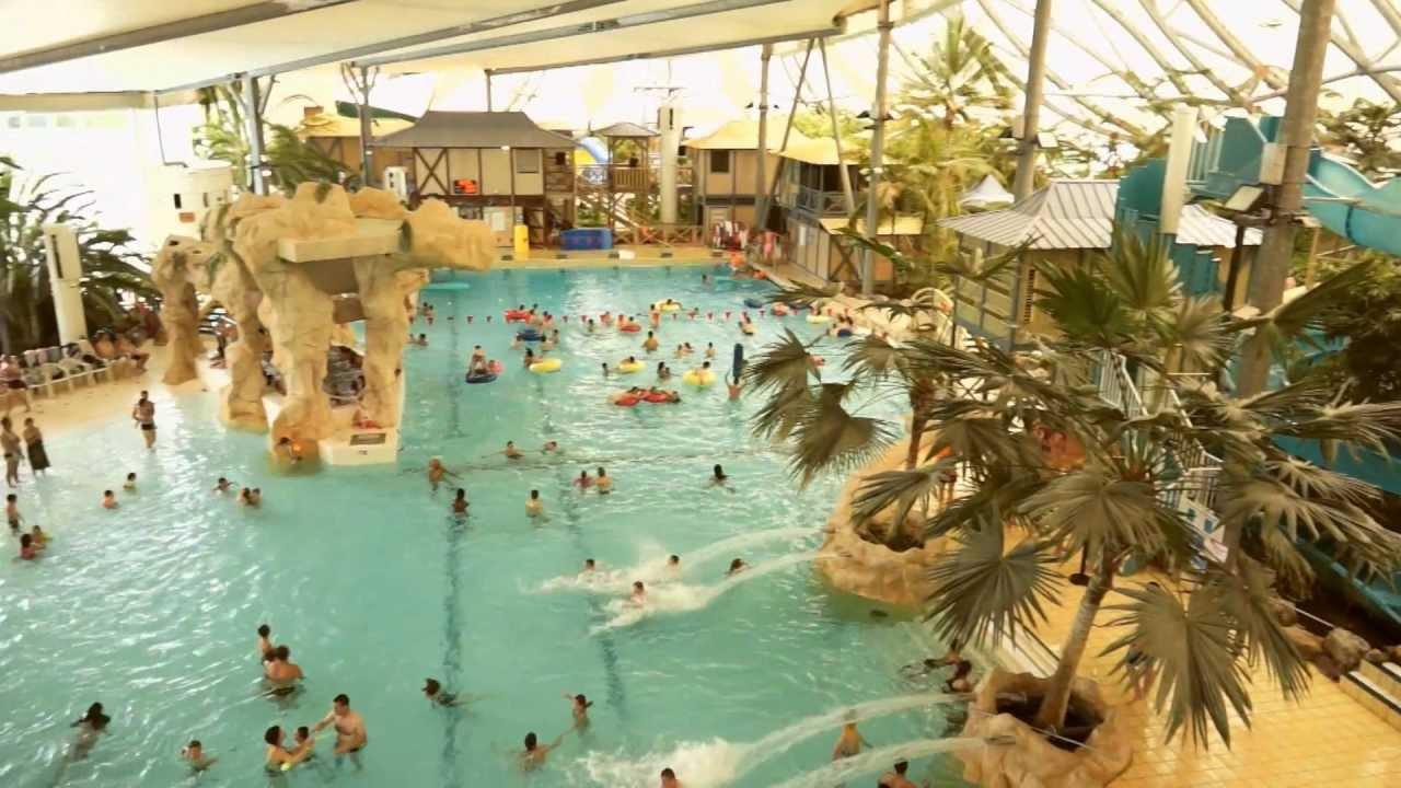 Reportage 10 ans des antilles de jonzac youtube for Construction piscine jonzac