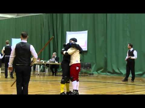 Helsinki Longsword Open 2016 - Men's Longsword bronze match