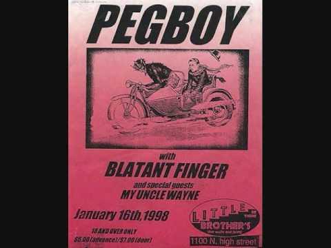 Pegboy - My Youth