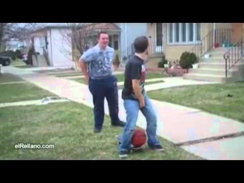 15 caidas  y golpes graciosos (actualizado 2011) (fail copilation)