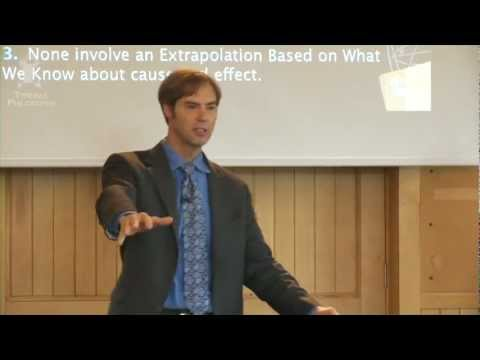 'Intelligent Design: The Most Credible Idea?' A Lecture by Dr Stephen C Meyer