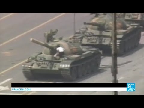 25 years after the Tiananmen Square crackdowns, censorship or collective amnesia?
