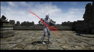 Unreal Engine 4 - Reactive Melee Combat