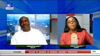 Politics Today Focuses On Bayelsa APC Primary Election 27/09/15 Pt 2