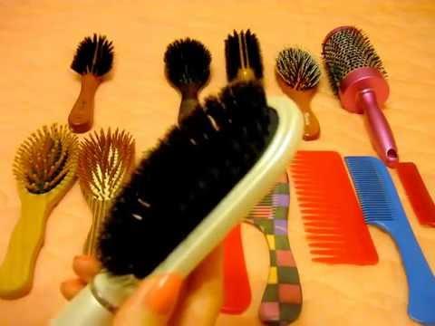 Как отрастить волосы 5 (выбор расчески)