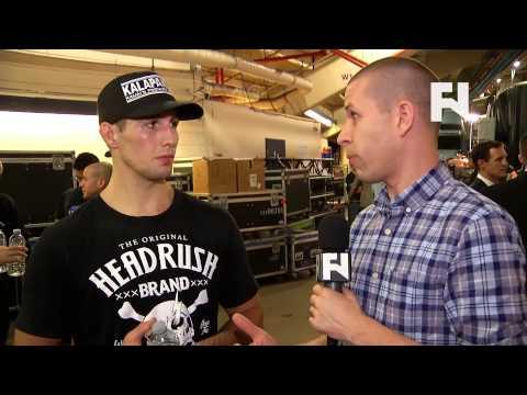 UFC Fight Night 54 Rory MacDonald  Wants Title Fight Next