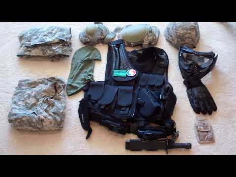 Airsoft Essentials Series Specifically Equipment