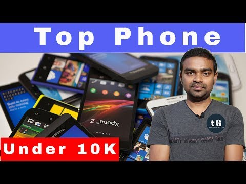 Top Smartphone under 10K -  Best 4G Volte Phones under 10000