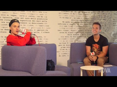 Justin Bieber radio interview with Smallzy on Nova 96.9 in Sydney, Australia - September 29, 2015