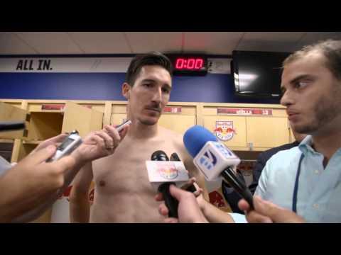 SACHA KLJESTAN: Montreal Impact Post Game Reaction