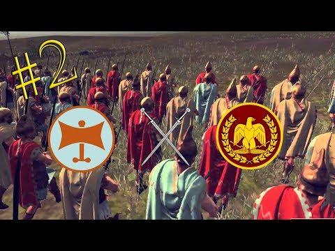 Total War: Rome II - Online Battles - #2 Odrysian Kingdom vs Rome