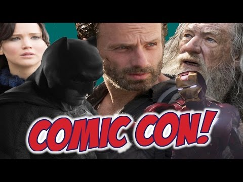 RMN: What Can You Expect From SDCC 2014?