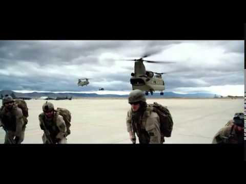 Lone Survivor Castle Of Glass (linkinpark) New Video video