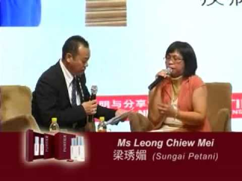 PURTIER - MS LEONG CHIEW MEI - STROKE, HIGH BLOOD PRESSURE & DIABETES