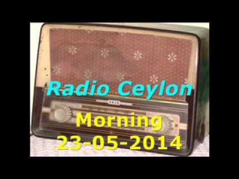 Radio Ceylon 23-05-2014~Friday Morning~04 Film Sangeet-2