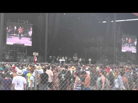 Beach Boys perform Surfer Girl at Bonnaroo 2012