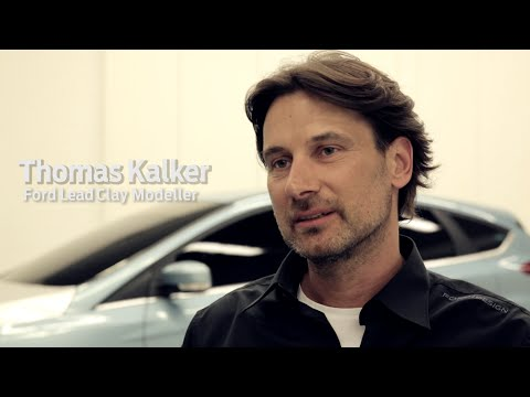 Ford Clay Modeller - Thomas Kalker