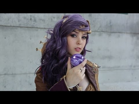 LEAGUE OF LEGENDS & EPIC COSPLAY @ ANIME EXPO 2013