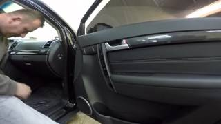 Chevrolet Captiva disassembly door (Chevrolet Captiva разборка дверей)