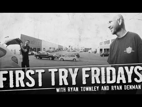 Ryan Townley - First Try Friday