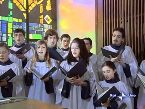 Messa in diretta su Rai1 da Campione d'Italia - Conclusione