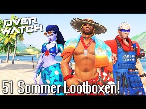 Die Sommerspiele sind zurück! +51 Lootboxen | OVERWATCH