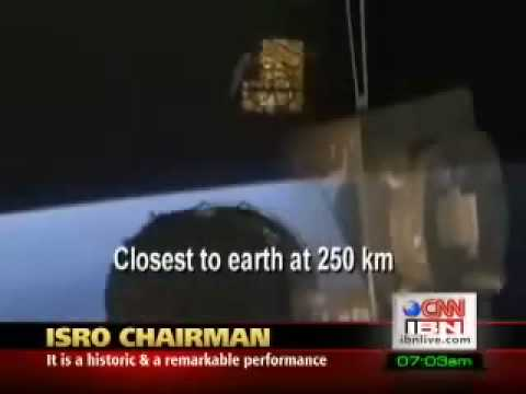 CHANDRAYAAN - INDIA TO MOON