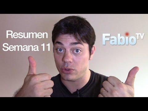 FabioTV - Resumen Semana 11 - 2015