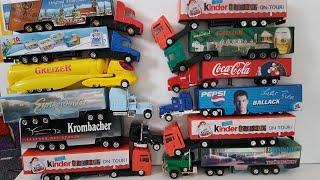Driving toy Trucks for Children - Toy Trucks Video Youtube for Kids