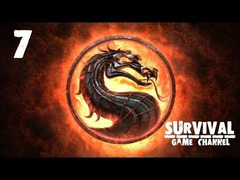 Прохождение Mortal Kombat — Часть 7: Китана