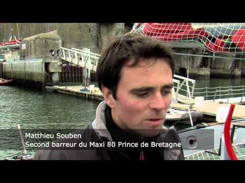 Départ pour Saint-Malo !