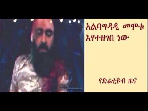 DireTube News - ISIS chief Abu Bakr al-Baghdadi dead
