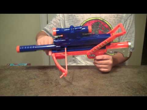Off Brand Review: Wham-O Quick Fire Crossbow