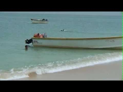 Video Playa Las Isletas Puerto Piritu.avi