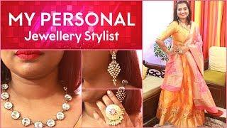 Meet My Personal Jewellery Stylist - Indian Mom On Duty