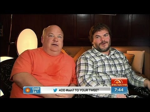 Sunrise - Tenacious D and the interview of destiny