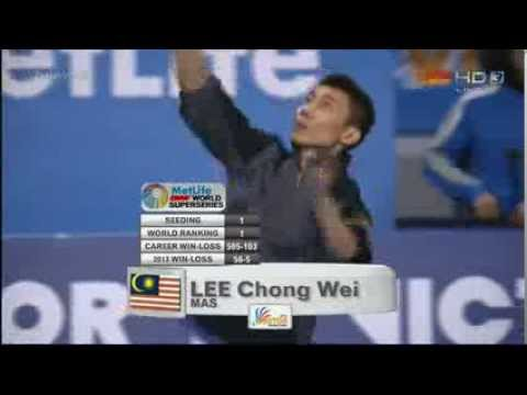 Lee Chong Wei vs Chen Long - Victor Korea Open 2014 - MS - [Finals]